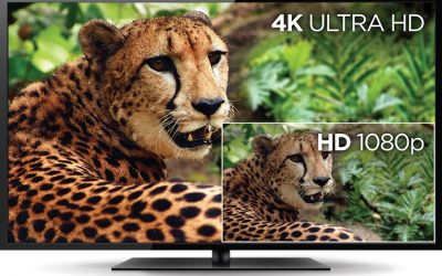 4K TV: From Watching to Experiencing