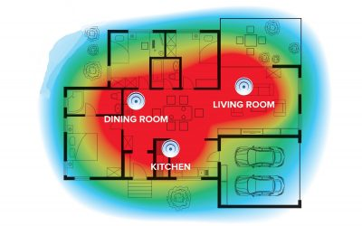 The importance of a great home network & WiFi design in today's San Diego homes.